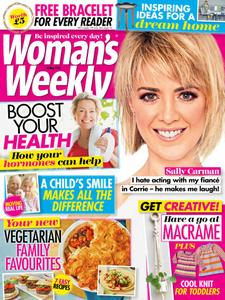 Woman's Weekly UK - 18 May 2021
