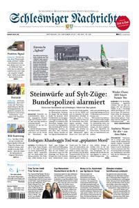 Schleswiger Nachrichten - 24. Oktober 2018