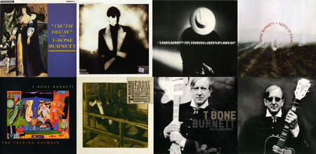 T-Bone Burnett - Studio Albums 1980-2008 (8CD) [Re-Up]