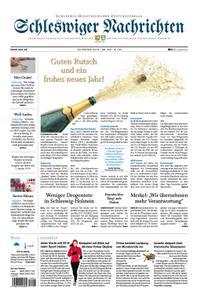 Schleswiger Nachrichten - 31. Dezember 2018