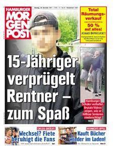 Hamburger Morgenpost - 28. November 2017