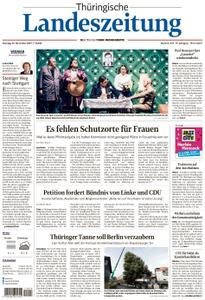 Thüringische Landeszeitung – 25. November 2019