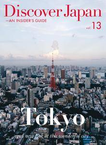 Discover Japan - An Insider's Guide - June 2017