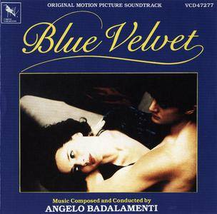 Angelo Badalamenti & VA - Blue Velvet: Original Motion Picture Soundtrack (1986) [Re-Up]