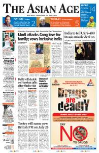 The Asian Age - June 26, 2019