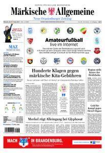 Neue Oranienburger Zeitung - 29. November 2017