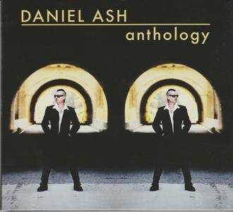 Daniel Ash - Anthology (2013) {3CD Set Cherry Red Records CDTRED598}