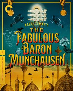 The Fabulous Baron Munchausen (1962) + Extra [The Criterion Collection]
