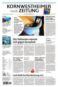 Kornwestheimer Zeitung - 27. September 2019