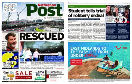 Nottingham Post – January 23, 2019