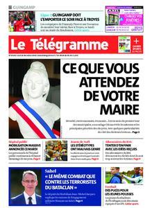 Le Télégramme Guingamp – 16 décembre 2019