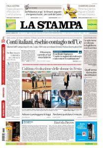 La Stampa Torino Provincia e Canavese - 8 Marzo 2018