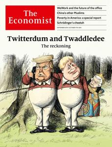 The Economist Latin America – 28 September 2019