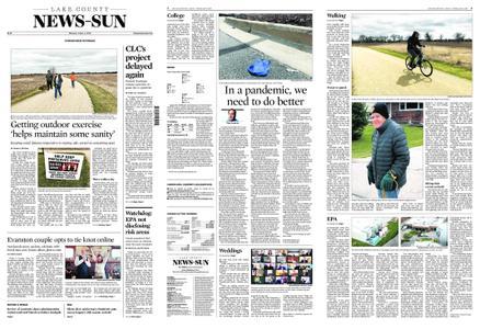 Lake County News-Sun – April 06, 2020