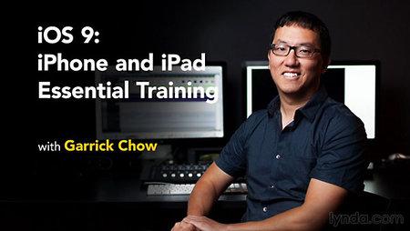 Lynda - iOS 9: iPhone and iPad Essential Training (updated Mar 24, 2016)