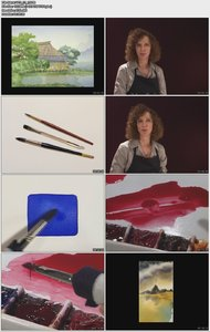 Julie Cohn - The Dance of Watercolor: Beginners and Beyond