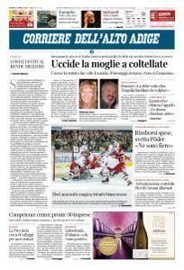 Corriere dell'Alto Adige - 21 Aprile 2018