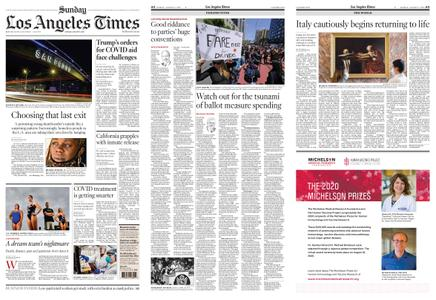 Los Angeles Times – August 09, 2020