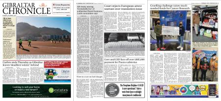 Gibraltar Chronicle – 23 March 2021