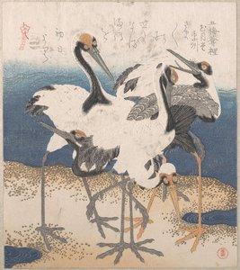 Ukiyo-e painters: The Art of Kubo Shunman