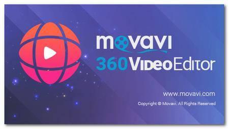 Movavi 360 Video Editor 1.0.1 Portable