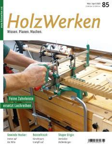 HolzWerken - März-April 2020