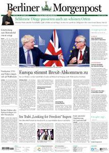 Berliner Morgenpost – 18. Oktober 2019