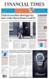 Financial Times UK - April 7, 2020