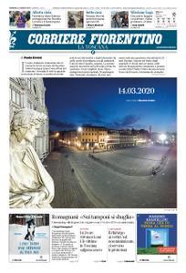 Corriere Fiorentino La Toscana – 15 marzo 2020