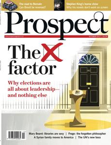 Prospect Magazine - October 2017
