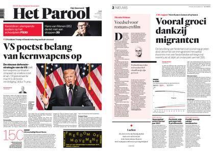 Het Parool – 19 december 2017