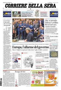 Corriere della Sera – 11 dicembre 2018