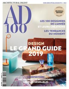 AD Architectural Digest Hors-Série - N°21 2019