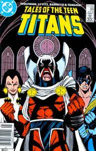 Tales of the Teen Titans 089