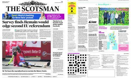 The Scotsman – April 23, 2018