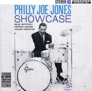 Philly Joe Jones - Showcase (1959) {Riverside OJCCD-484-2 rel 1990}