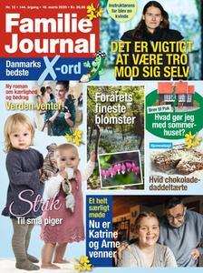 Familie Journal – 16. marts 2020