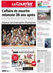 Le Courrier de l'Ouest Cholet – 13 juin 2020