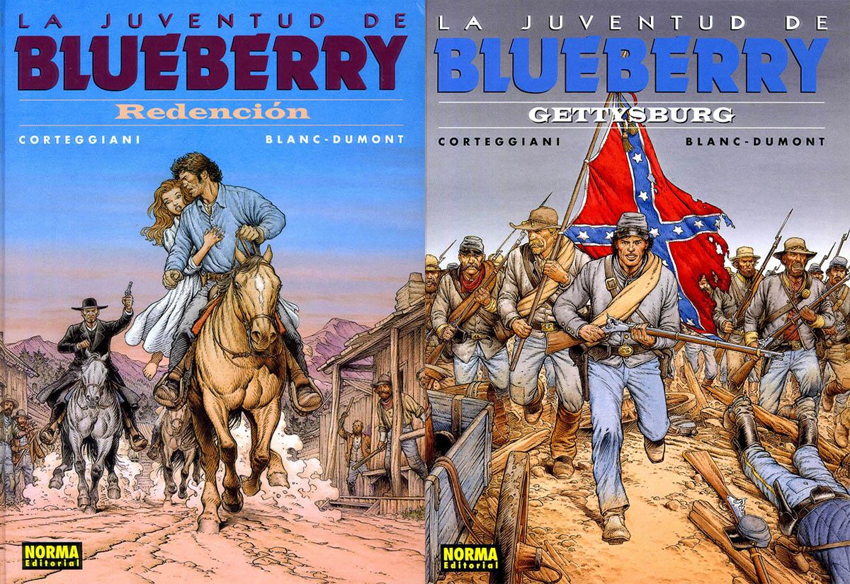 La Juventud De Blueberry 52 53 Avaxhome