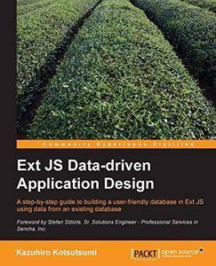 Ext JS Data-driven Application Design (Repost)