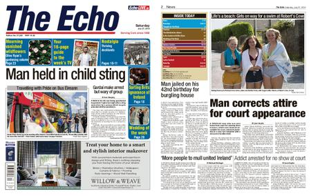 Evening Echo – July 27, 2019