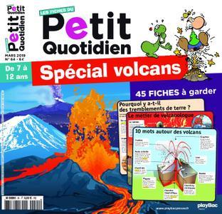Les Fiches du Petit Quotidien - mars 2019