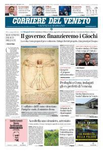 Corriere del Veneto Vicenza e Bassano - 2 Aprile 2019