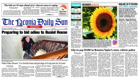 The Laconia Daily Sun – September 16, 2020