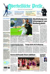 Oberhessische Presse Marburg/Ostkreis - 18. Februar 2019