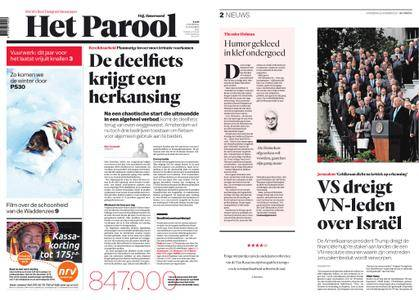 Het Parool – 21 december 2017