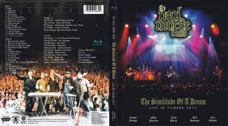 The Neal Morse Band - The Similitude Of A Dream: Live In Tilburg 2017 (2018) [2xBlu-ray, 1080i]