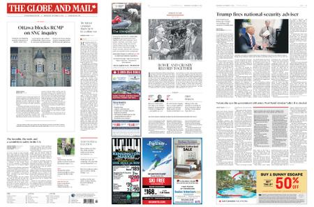 The Globe and Mail – September 11, 2019