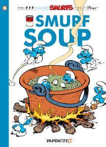 Papercutz-Smurfs Vol 13 Smurf Soup 2013 Hybrid Comic eBook