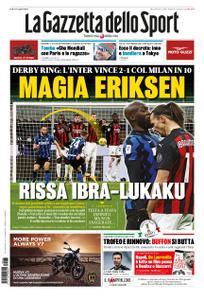 La Gazzetta dello Sport Bergamo – 27 gennaio 2021